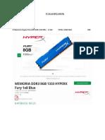 PC INTEL  DH67BL SILVIA