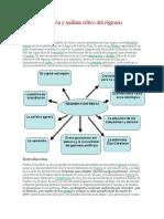 Breve descripción y análisis crítico del régimen porfirista