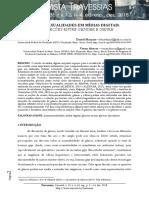 [2018] Homossexualidades em mídias digitais - interseções entre gender e genre - Revista Travessias