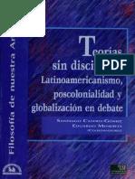 Teoras sin disciplina, Latinoam - Santiago Castro-Gomez_compressed_compressed