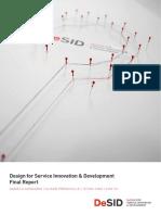 Design Europe Report 2015