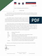 2020 Marathon Appeal Letter 2nd