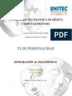 Tx de la Personalidad base DSM-5