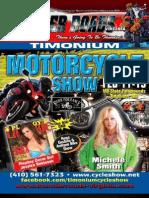 Thunder Roads Virginia Magazine - December 2010
