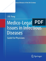 Medico Legal Issues in Infectious Diseases Guide For Physicians