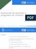 Ev. Progr.y Politicas Curso Infancia RODRIGO MERY