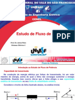 03 - Sistemas Eletricos I - Fluxo de Potencia