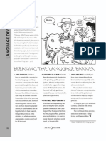 Language diversity in Community Gardens and Community Development