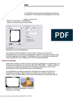 Le module PhotoMasque