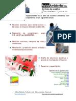Brochure Ruido Ambiental 2009