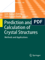 Prediction and Calculation of Crystal Structures - Methods and Applications.pdf