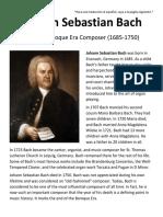 Johann Sebastian Bach Biography.docx