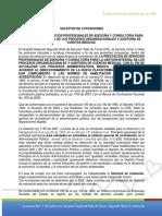 SOLICITUD DE COTIZACIÓN AUDITORIA INTEGRAL DE PROCESOS
