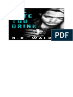 El odio que bebes
