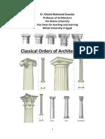 ClassicalCoilumns.docx