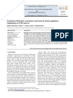 Treatment of fruit juice concentrate wastewater by electrocoagulation_ Optimization of COD removal[#400881]-455944