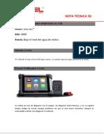 MERCEDES SPRINTER 311 CDI - BAJA EL NIVEL DE AGUA DEL MOTOR.pdf