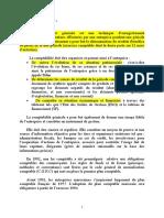Introduction générale Chapitre I et II