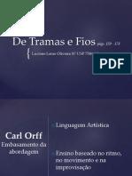 Memes seminário De Tramas e Fios 159 a 178 - Luciene.pptx