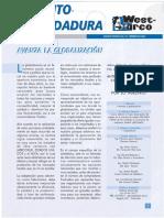Globalizacion Soldadura