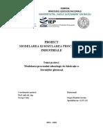 PROCESUL TEHNOLOGIC DE FABRICARE A BISCUITILOR
