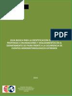 GUIA PARA DE IDENTIFICAR CONDICIONES DE SUSCEPTIBILIDAD PIURA
