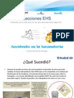 Accidente en la Lavandería (1)