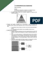 Tema 1. Fundamentos del Marketing