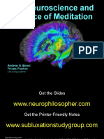 Neuroscience of Mindfulness