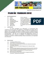 Plan Anual Aip Barranca-2012