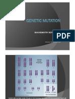 genetic mutation stambuk 2014 tahun 2015