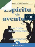 Espíritu de aventura. Los 7 retos del emprendedor - Albert Bosch.pdf