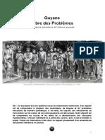 0. Arbre des problèmes Guyane