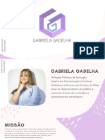 Gabriela Gadelha - Marketing Digital e Relações Públicas