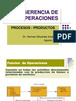 1. GESTIÓN DE OPERACIONES