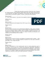 01- Cuando podemos decir que tiene inicio el sistema educativo argentino