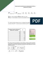 calculos dimensionamiento de molino