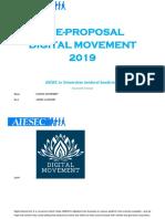Pre Proposal Template (Revisi)