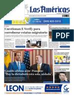 Edición digital del lunes 20 de enero de 2020