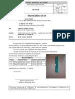 INFORME 4 deformacion de porta baquelitas