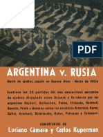 Argentina vs. Rusia - Cámara y Kuperman