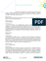 05- Quienes fueron los hombres que construyen los mitos del panteon escolar de los proceres argentinos