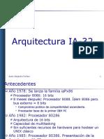 Procesador IA-32 - Arquitectura Basica