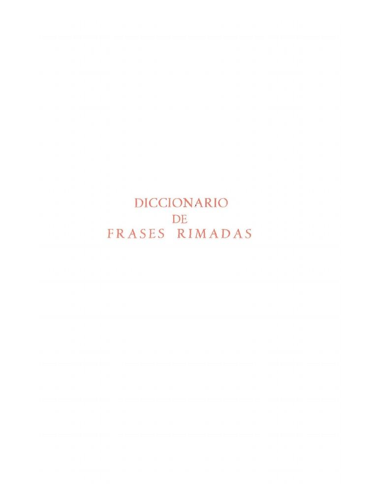 Alexa Fede Y La Cornuda Maria Se Masca La Tragedia diccionario-de-frases-rimadas-20000-frases-hechas-epitetos