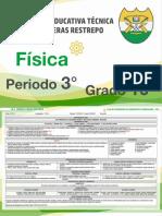 13. Física - 3° Periodo - I.E.T. Carlos Lleras Restrepo