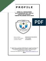 Profil DATA POKOK PSMK 2015