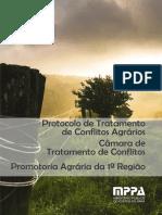 PROTOCOLO CONFLITOS AGRARIOS
