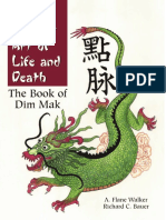 The Ancient Art of Dim Mak - The Book of Dim Mak