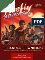 FIREFLY ADVENTURES Rulebook-Update-Oct-2019