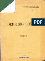 DERECHO ROMANO (obligaciones)